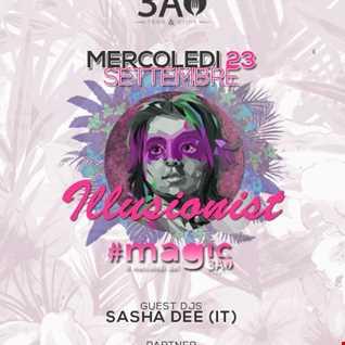 Sasha Dee (Italy) Live @ 3A Disco Club  Part 1   2015 09 23