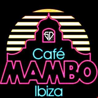 Sasha Dee (italy) Dj @ live at Cafè Mambo Ibiza 2017