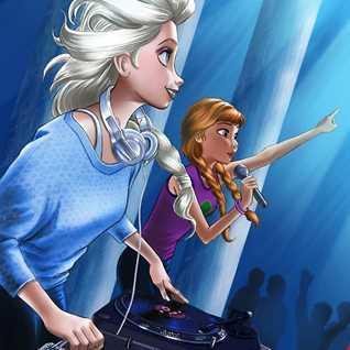 Frozen Let It Go vs Wiley Igloo Remix