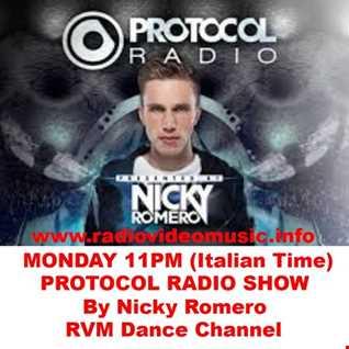 PROTOCOL RADIO  SHOW with Nicky Romero (16.03.2020)