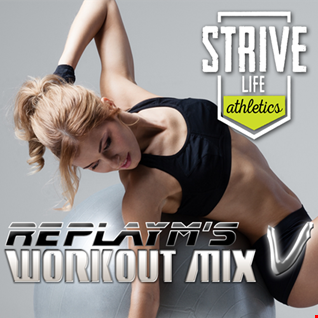 replayM's Workout Mix 5   Live Set