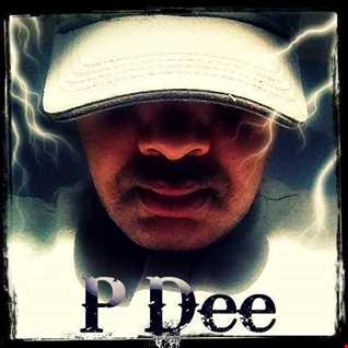 P Dee   presents   Chase Away Those Monday Blues Studio Mix Vol 62   8th May 2017