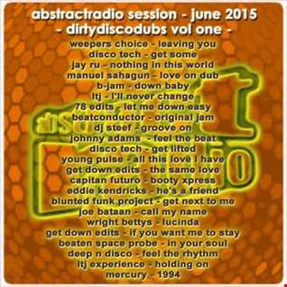 abstractradio dirtydiscodubs vol one