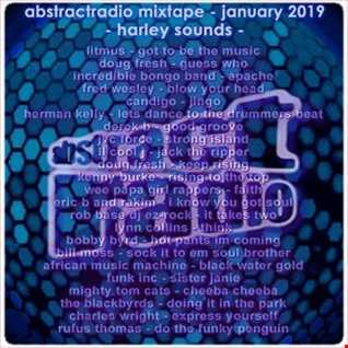 abstractradio mixtape - harley sounds