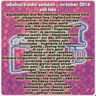 abstractradio session two