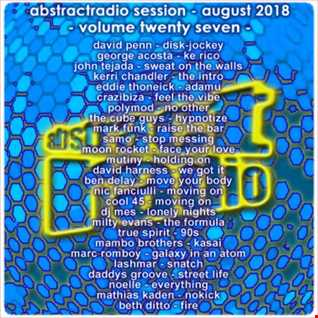 abstractradio session twenty seven