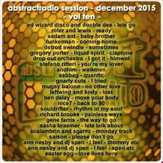 abstractradio session ten