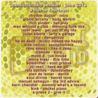 abstractradio session fourteen
