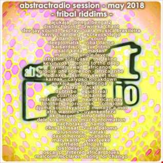 abstractradio session - tribal riddims