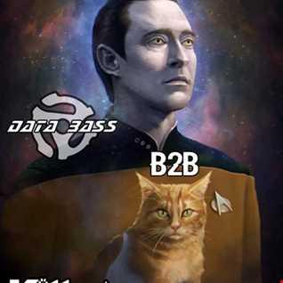 Data Bass b2b Kittee: Jungle Mix (April 4 2019)