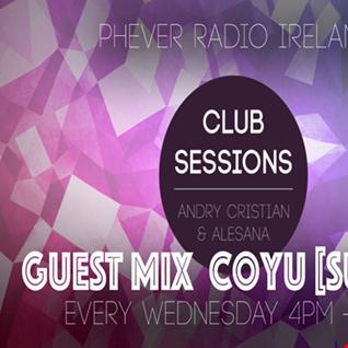 Andry Cristian & Alesana -Club Sessions 044(guest Coyu[Surara] @Phever Radio Ireland