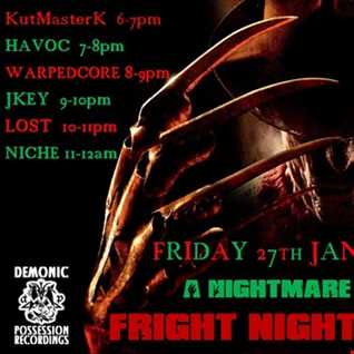KutMasterK FrightNightRadio 27-01-17