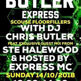 DJ Chris Butler - Scouse Floorfillers with special guest Ste Halewood