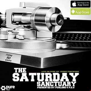 The Saturday Sanctuary With Furlong & P.O.V Live On Pure 107 22.10.2016