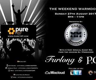 Mark Maddox - Weekend Warm Down feat. Furlong & P.O.V live on Pure 107 Sunday 27th August 2017