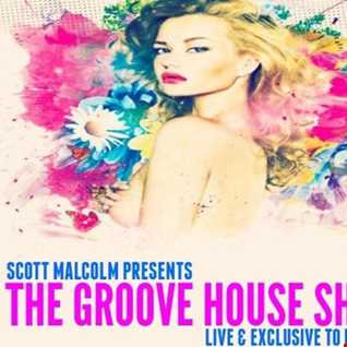 Scott Malcolm's Groove House Show, Pure107. 10th July 2016