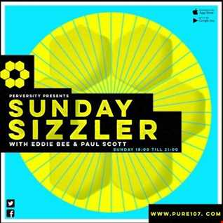 The Sunday Sizzler with Eddie Bee feat. Matt Renton live on Pure 107 Sunday 16.07.2017