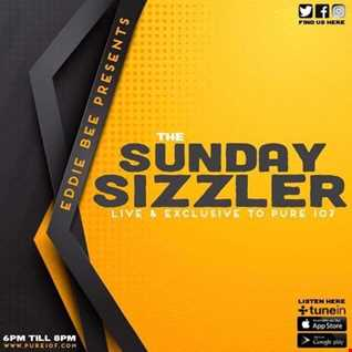Eddie Bee pres. The Sunday Sizzler live on Pure 107 Sunday 24th March 2019