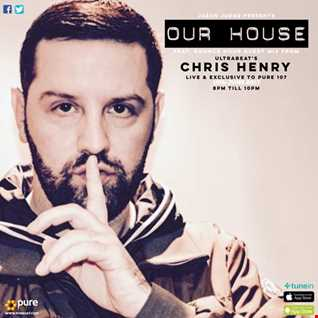 Jason Judge - Our House with Jason Judge feat. Bounce Hour guest mix from Ultrabeat's Chris Henry live on Pure 107 10.06.2017