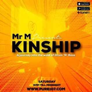 Kinship - Pure 107 - Mr M + Kudos - 22nd June 2019