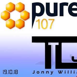 Pure (TtDj) Jonny Williams 19.10.18