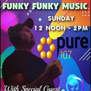 The Butler Express - Funky Funky music - DJ Chris Butler and guest Mark Dullahan
