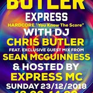 DJ Chris Butler - Hardcore you know the score