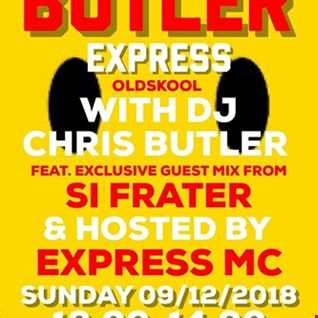 DJ Chris Butler- The Butler Express - Oldskool