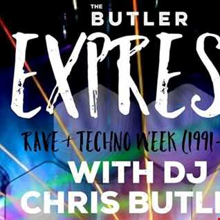 Butler Express - Oldskool Rave with special guest DJ Davey Whiteboy Smith