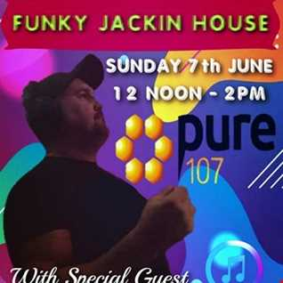 PURE 107  - The Butler, funky, jackin house feat Mark Patrick