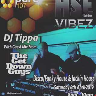 DJ Tippa - HSE VibeZ feat The Get Down Guys
