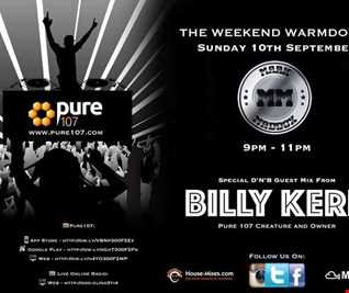 Mark Maddox presents - Weekend Warm Down feat. Billy Kerr Sunday 10th September 2017