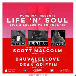 Bruvaleelove - Life N Sould Live On Pure 107 17.01.2017