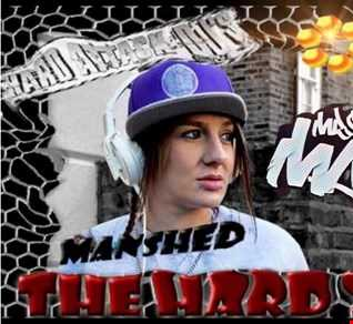 MRS MAGOO live on the HARD SHOW with an exclusive MANSHED takeover