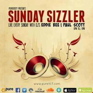 Paul Scott & Eddie Bee - The Sunday Sizzler Live On Pure 107 23.10.2016
