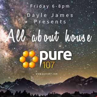 All About House with Dayle James 6th of April 2018 Pure 107