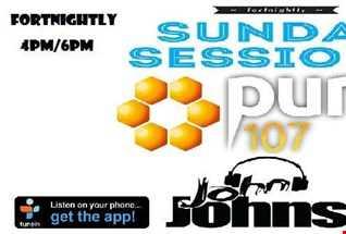 John Johnson presents - Sunday Sessions on Pure 107 Sunday 13.08.2017
