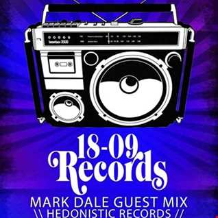 David Grant - 18-09 Records Show Feat. Guest Mix From Mark Dale Live On Pure 107 24.11.2016