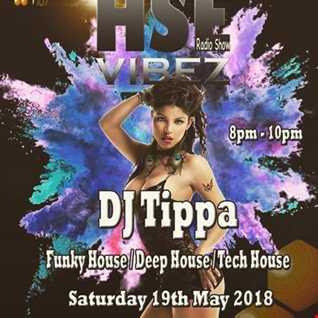 DJ Tippa - House VibeZ live on Pure 107 19th May 2018