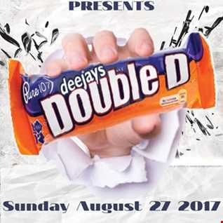 Double D - Feat. Davy Watt live on Pure 107 Sunday 27th August 2017
