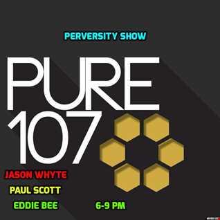pure 107 radio show. 11 8 2015 jason whyte