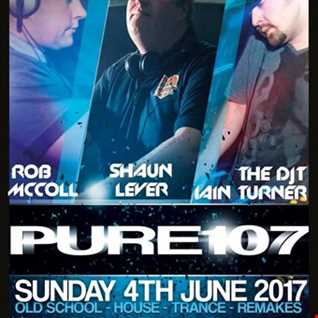 Double D presents Rob McColl exclusive guest mix live on Pure 107 04.06.2017