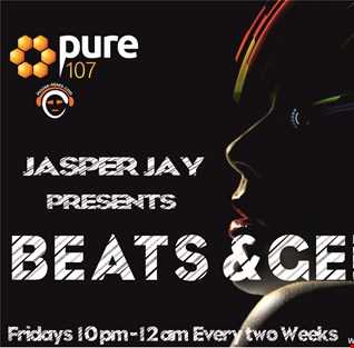 PURE 107- JASPER JAY - THE BEATS AND GENRES SHOW