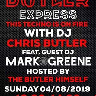DJ Chris Butler feat special guest Mark Greene