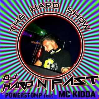 DJ Hard N Fast MC Kidda live from the manshed on pure 107 POWERSTOMP CLASSICS  03 19