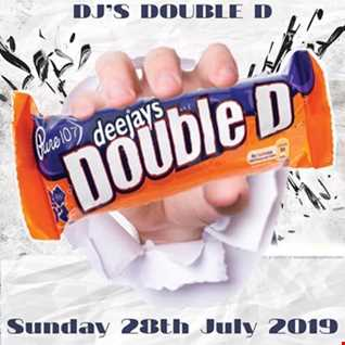 Double D New Trance Special 28th July 19