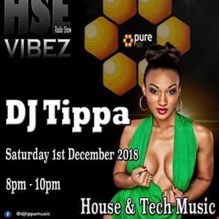 House Vibez Radio Show 1st December 2018