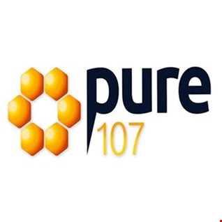 LUKE ANTONY live on pure 107 bounce poky makina