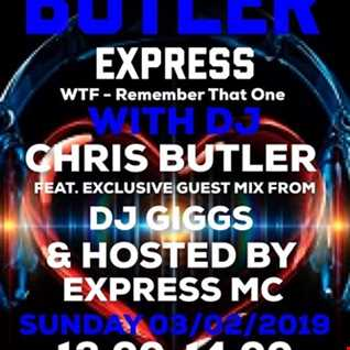 The Butler Express - Remember that one !