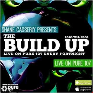 DJ Shane C - The Build Up Live On Pure 107 14.01.2017